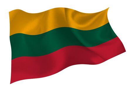 Lithuania national flag icon