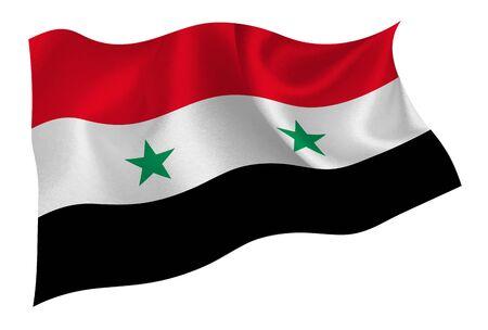 Syria national flag icon