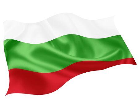 Bulgaria national flag world icon