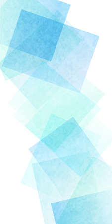 Watercolor blue Japanese paper background