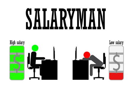 salaryman: Salaryman-Employee