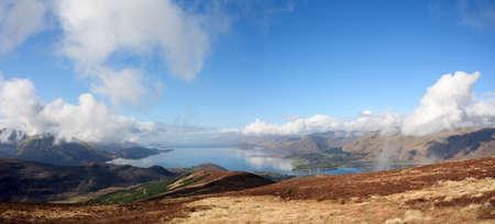 loch: Loch Linnhe and Ardgour.