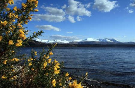 loch: Ben Nevis   Loch Lochy