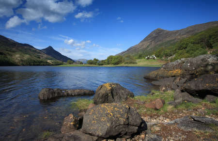 pap: Loch Leven and the Pap of Glencoe