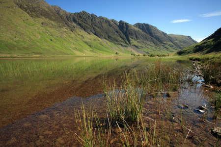 glencoe: Aonach Eagach Ridge in Glencoe