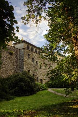olomouc: Old architecture of Olomouc  Czech Republic
