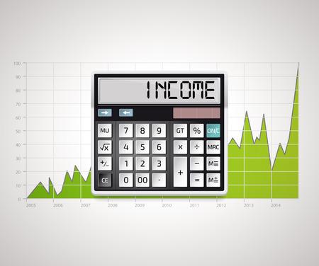 rich couple: Calculator - Income