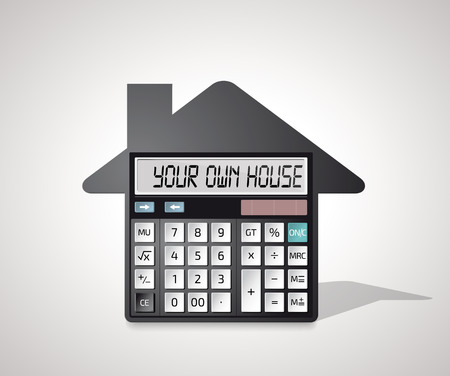 saving: Calculator - own house, bank credit