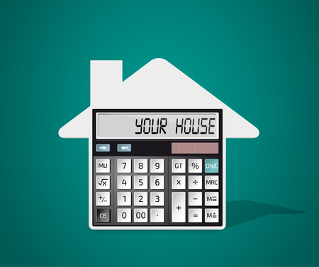 own: Calculator - own house, bank credit