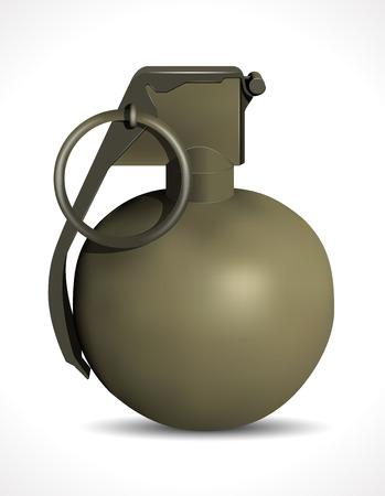 grenade: Grenade - high explosive