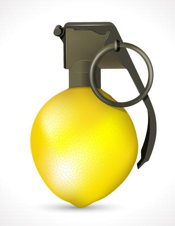 shrapnel: Grenade - fruit explosion
