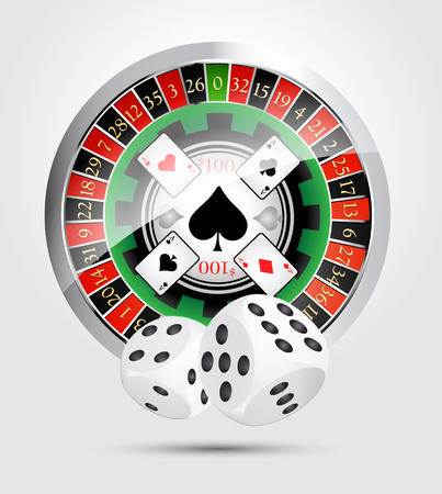 game wheel: casino roulette