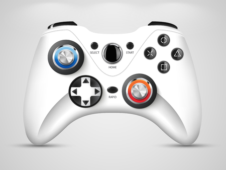 Gamepad - a video game controller