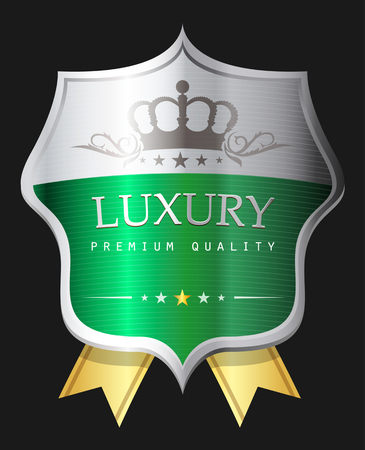 bestseller: Labels design - Luxury bestseller concept