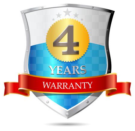 ワラント - 4 年