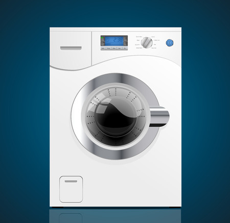 washing powder: Kitchen appliances - Washing machine