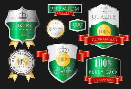 new products: Labels - Highest quality, premium quality, luxury, new products, promotion, discount, bestseller, best offer,