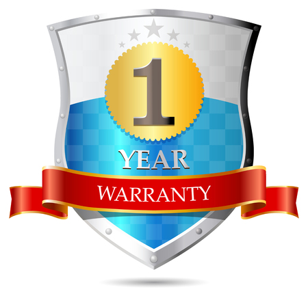 warrants: Warranty - one year