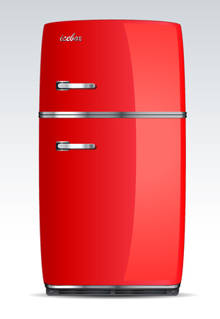 refrigerator kitchen: Kitchen appliances - Icebox, refrigerator, fridge