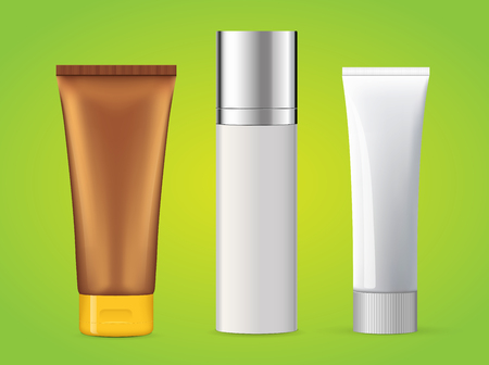 transition: Tubes - cosmetic products