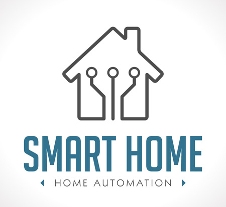 logo casa: Logo - Home automation