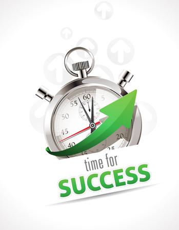Cronómetro - Tiempo para el éxito