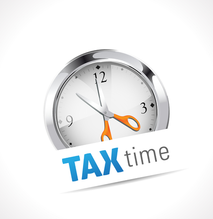 internal revenue service: Stopwatch - Tax time
