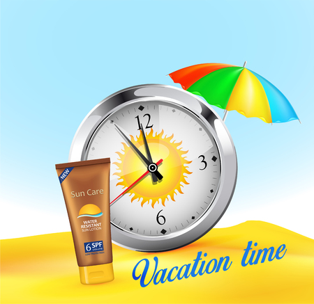 vacation time: Stopwatch - Vacation time