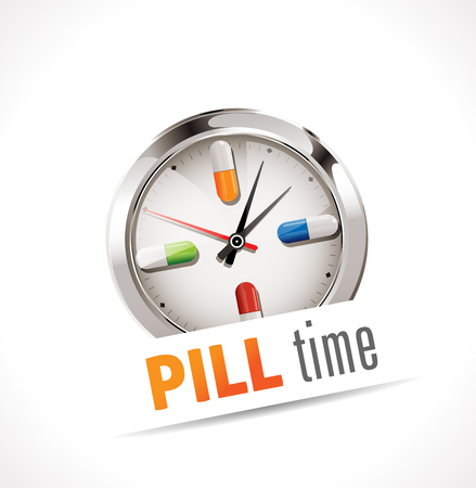 soreness: Pills concept