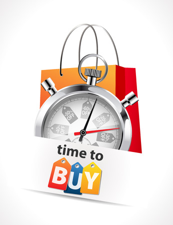 Stopwatch - Time to buy