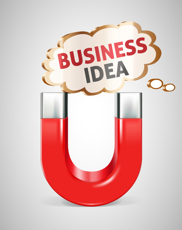 incorporate: Magnet - the idea and Business