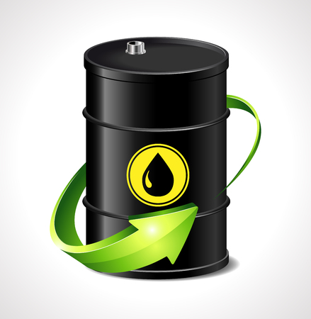 green power: Oil price up