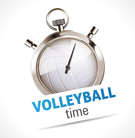 stopper: Stopwatch - Sport Volleyball