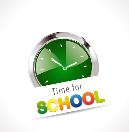cognizance: Timer - school time concept