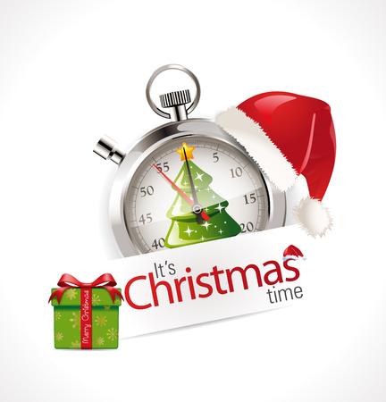 christmas time: Stopwatch - Christmas time