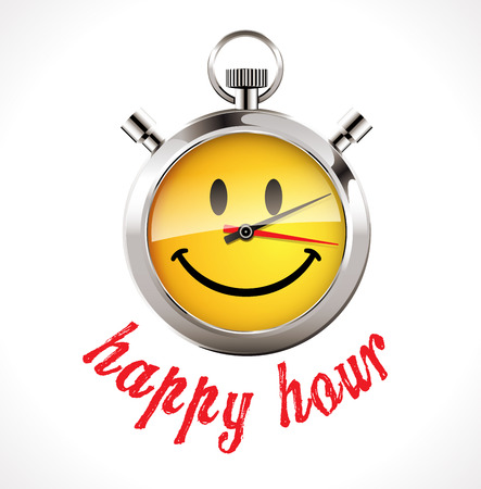 complacent: Stopwatch - Happy hour