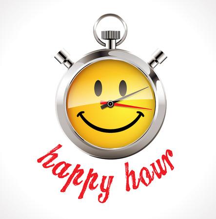 Stopwatch - Happy hour