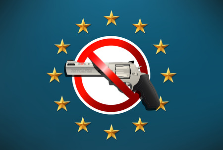injunction: Ban guns - EU prohibition weapon - firearms control - Legislation and policy