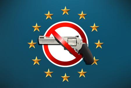 ordenanza: Prohibici�n de armas de fuego - arma prohibici�n de la UE - el control de las armas de fuego - La legislaci�n y la pol�tica