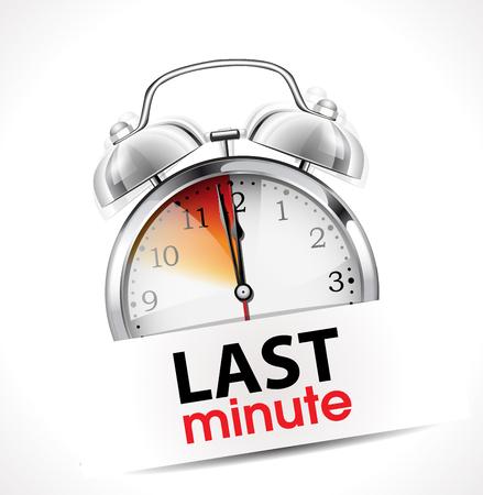liquidation: Last minute concept - Alarm Clock