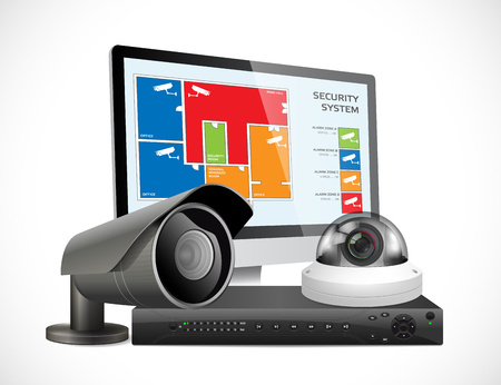 high definition: CCTV camera concept - device features