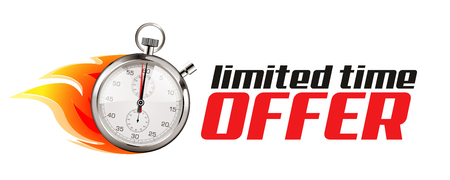 Faster - business concept - time is running out