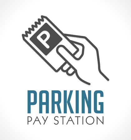 drive ticket: Logo - Parking pay station