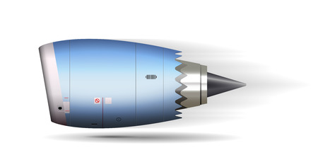 Turbo jet engine concept