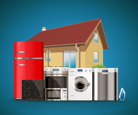 commodity: Kitchen and house appliances