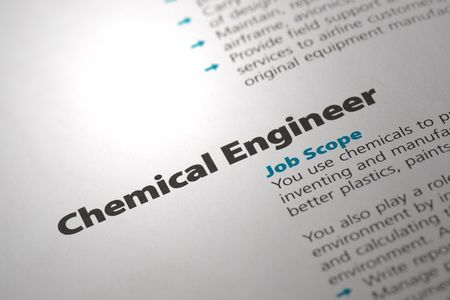 chemical engineering: Occupation - Chemical Engineering