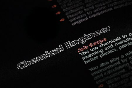 chemical engineering: Occupation - Chemical Engineering 2 Stock Photo
