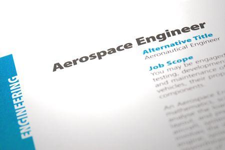 career fair: Occupation - Aerospace Engineer 1