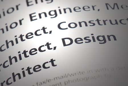 career fair: Occupation - Architecture 1