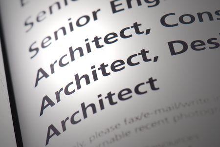 career fair: Occupation - Architecture 2